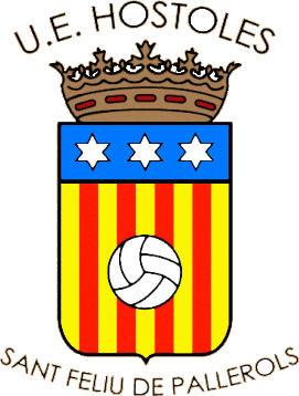 Logo of U.E. HOSTOLES (CATALONIA)