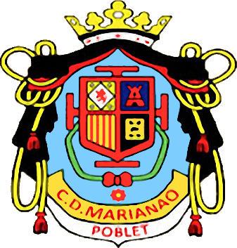 Logo of U.E. MARIANAO POBLET (CATALONIA)