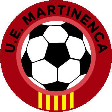 Logo of U.E. MARTINENCA (CATALONIA)