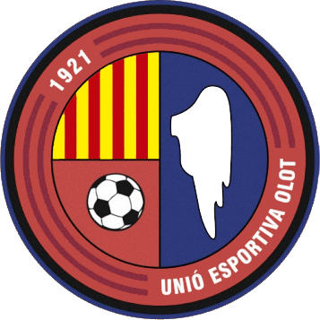 Logo of U.E. OLOT (CATALONIA)