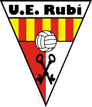 Logo of U.E. RUBÍ (CATALONIA)