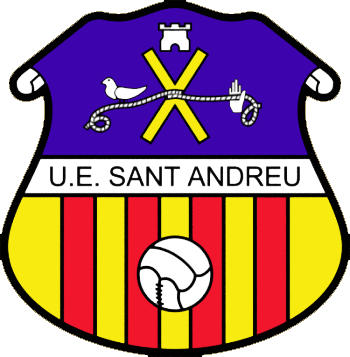 Logo of U.E. SAN ANDRES (CATALONIA)