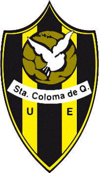Logo of U.E. SANTA COLOMA DE QUERALT (CATALONIA)