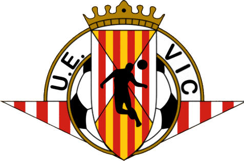Logo U.E. VIC (CATALONIA)