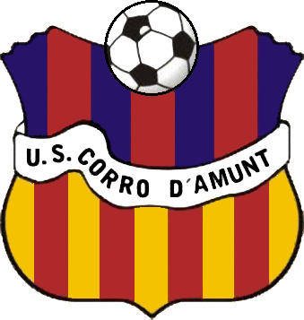 Logo of U.S. CORRÒ D'AMUNT (CATALONIA)