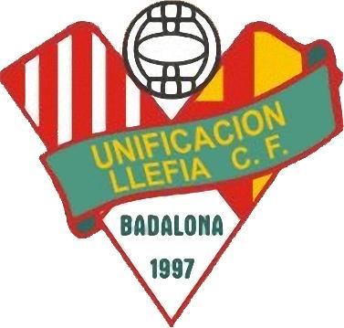 Logo UNIFICACIÓN LLEFIA C.F (CATALONIA)