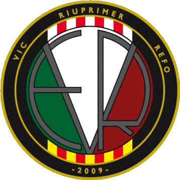 Logo of VIC RIUPRIMER REFO F.C. (CATALONIA)