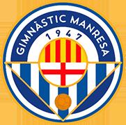 Logo of C. GIMNÀSTIC MANRESA