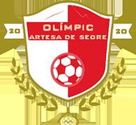 Logo of C.E. OLÍMPIC ARTESA DE SEGRE