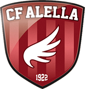 Logo of C.F. ALELLA