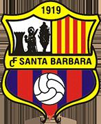 のロゴC. F. サンタ ・ バーバラ