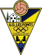 Logo de U.E. LES FONTS