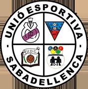 Logo de U.E. SABADELLENCA