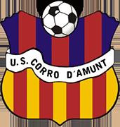Logo of U.S. CORRÒ D'AMUNT