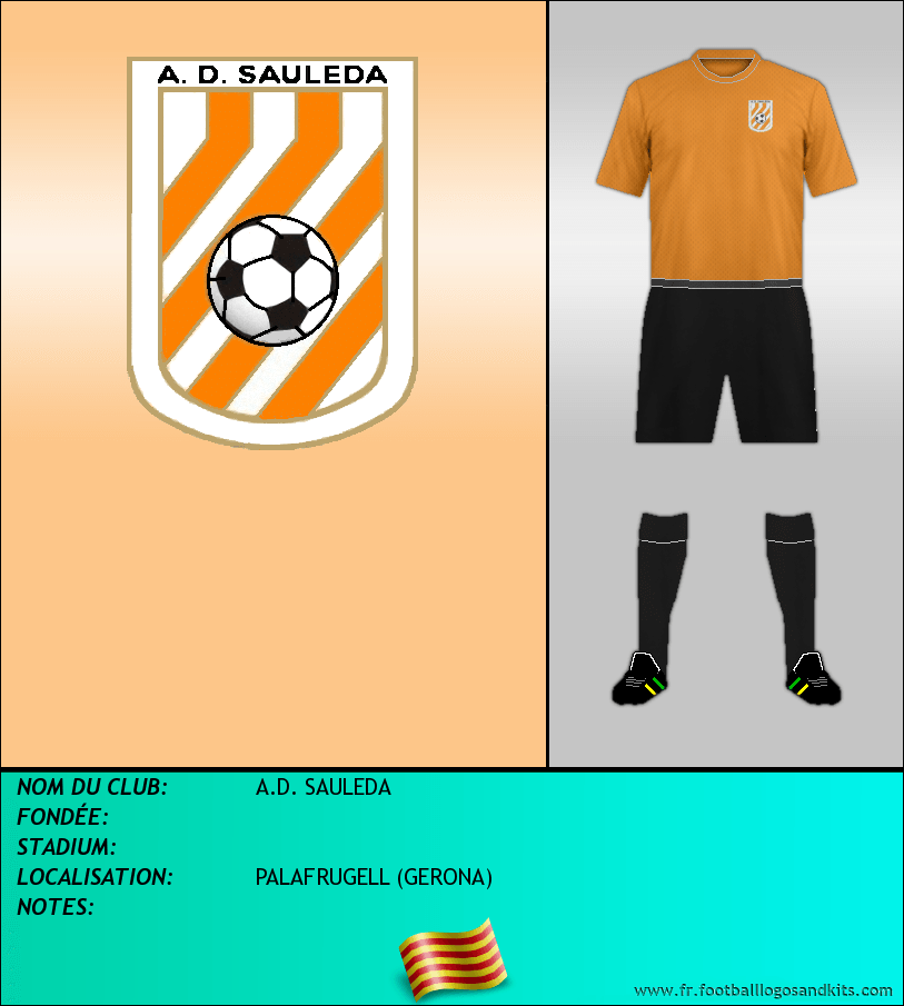 Logo de A.D. SAULEDA