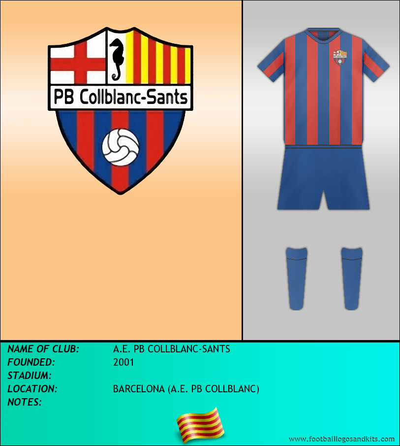 Logo of A.E. PB COLLBLANC-SANTS