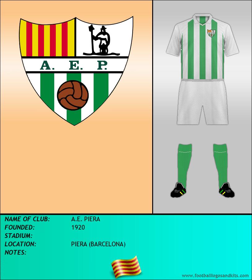 Logo of A.E. PIERA