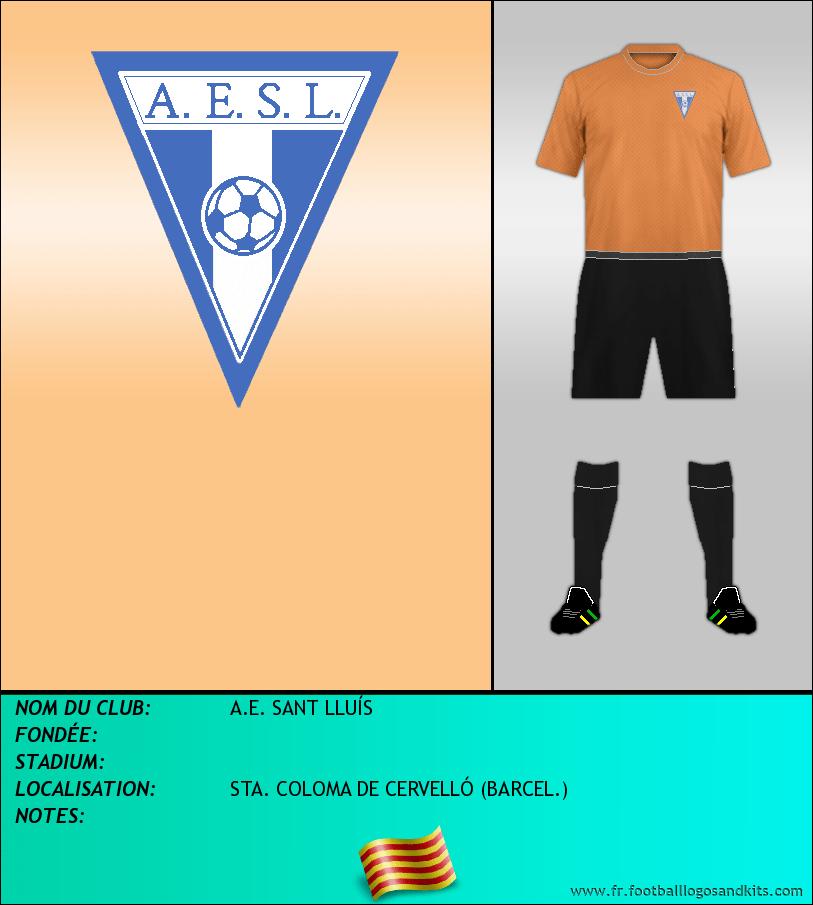 Logo de A.E. SANT LLUÍS