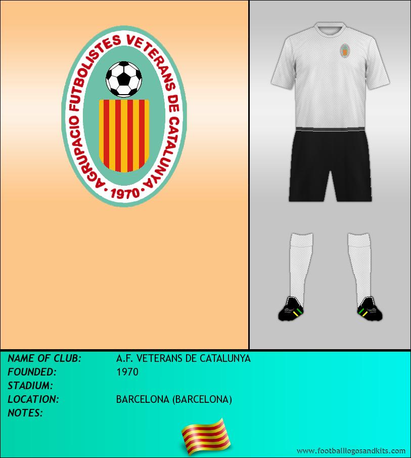 Logo of A.F. VETERANS DE CATALUNYA
