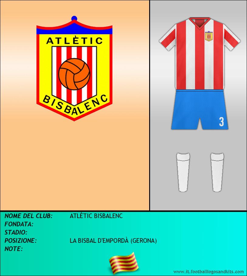 Logo di ATLÈTIC BISBALENC