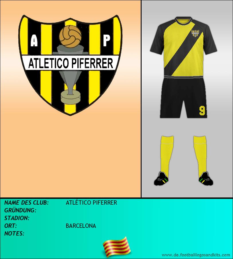 Logo ATLÉTICO PIFERRER