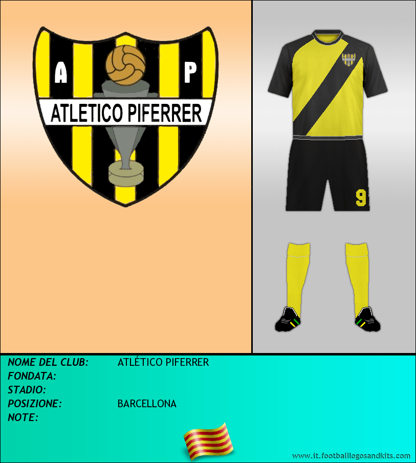 Logo di ATLÉTICO PIFERRER