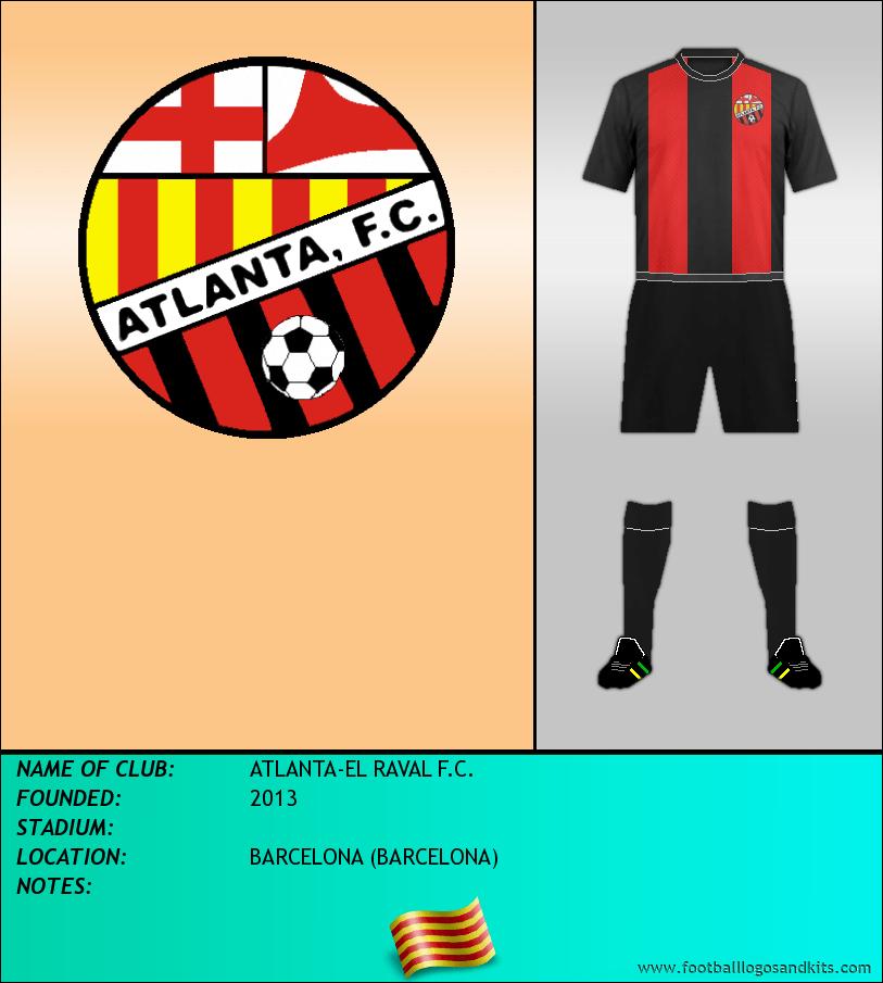 Logo of ATLANTA-EL RAVAL F.C.