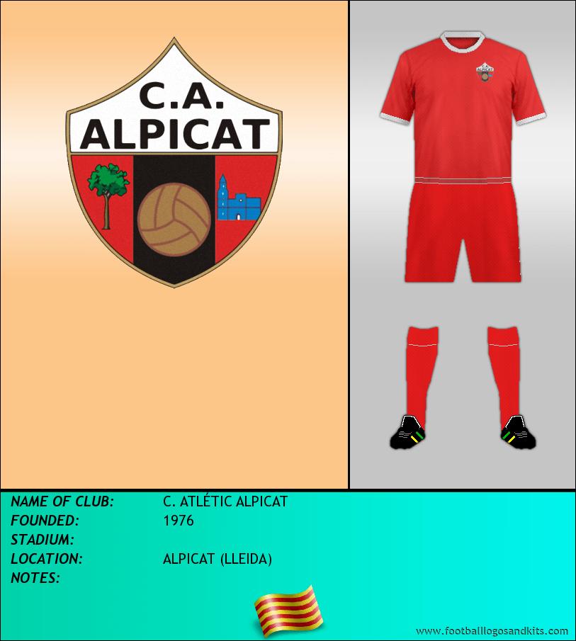 Logo of C. ATLÉTIC ALPICAT