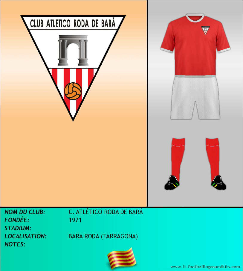 Logo de C. ATLÉTICO RODA DE BARÁ