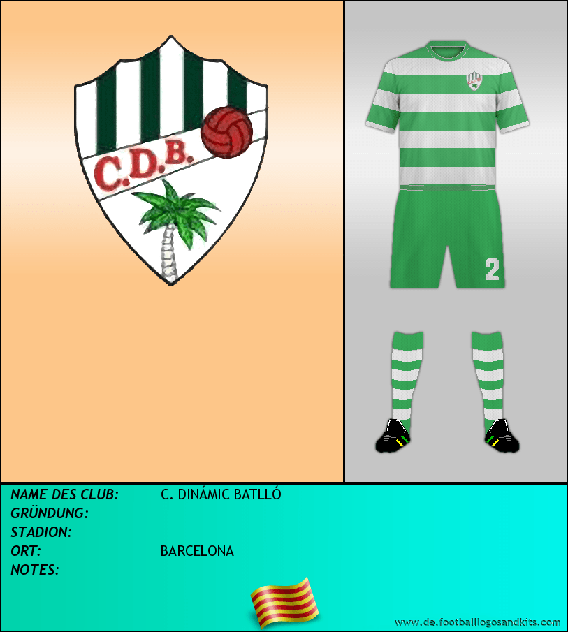 Logo C. DINÁMIC BATLLÓ