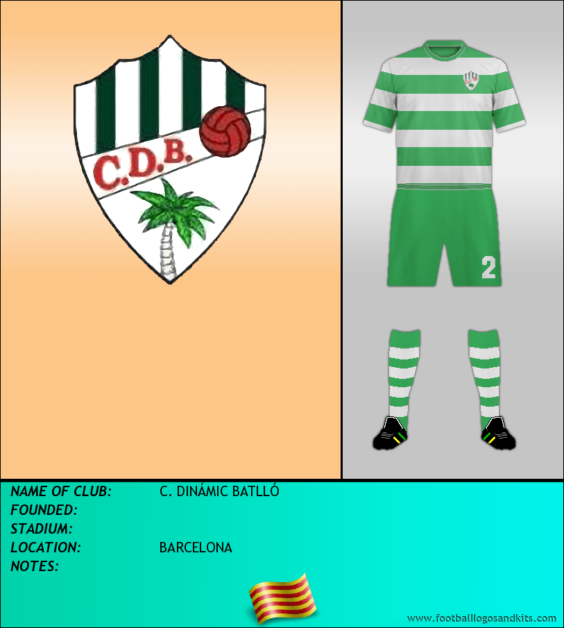 Logo of C. DINÁMIC BATLLÓ
