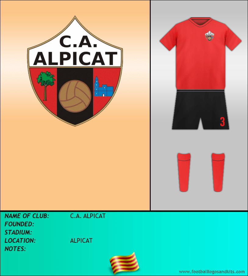 Logo of C.A. ALPICAT