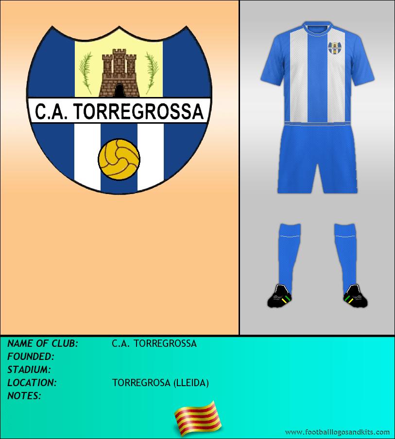 Logo of C.A. TORREGROSSA
