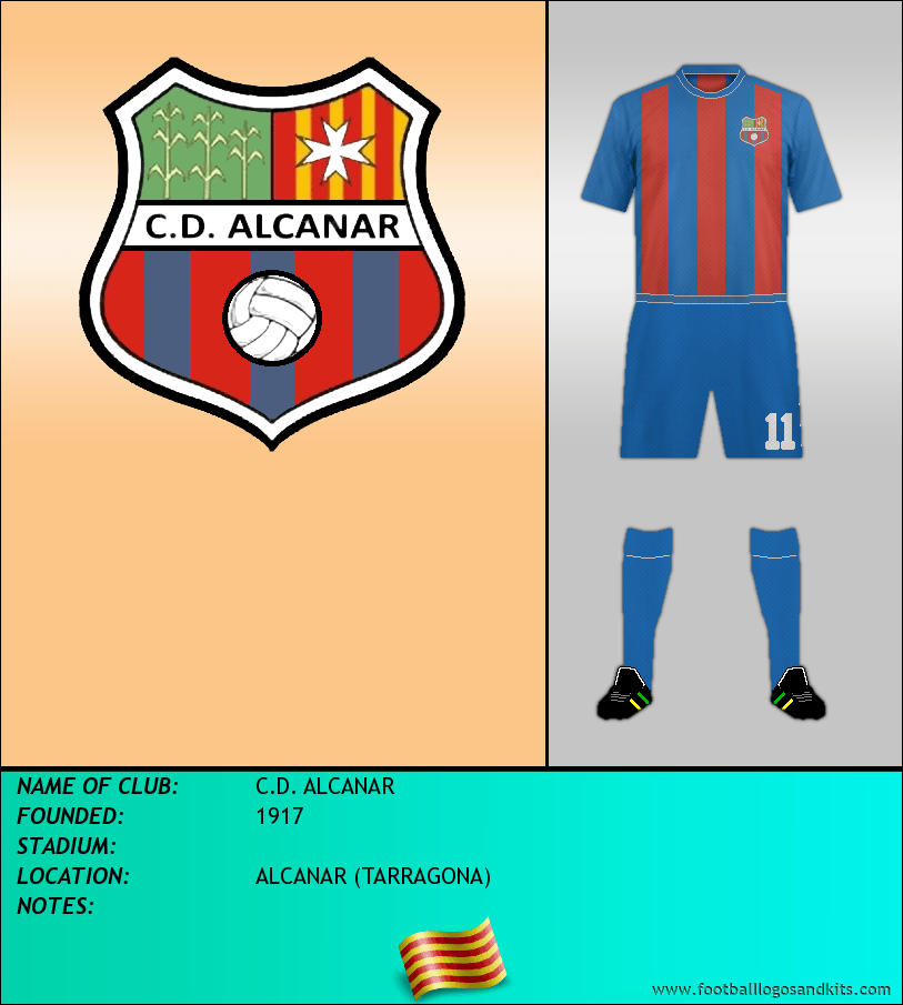 Logo of C.D. ALCANAR