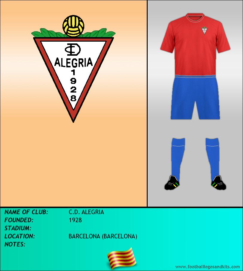 Logo of C.D. ALEGRIA