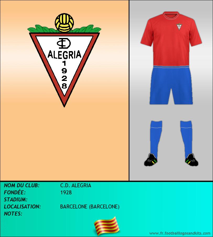 Logo de C.D. ALEGRIA