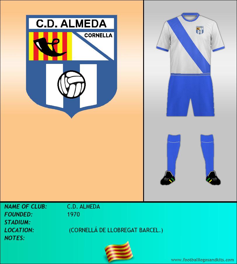 Logo of C.D. ALMEDA