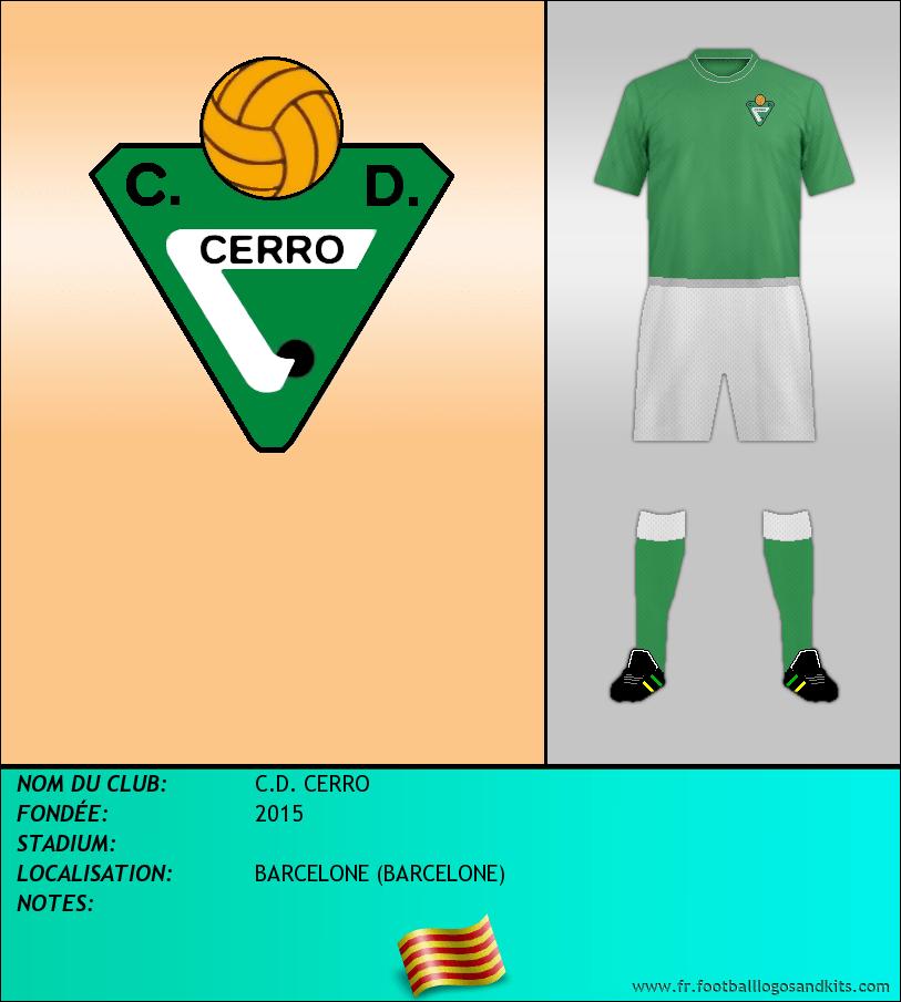 Logo de C.D. CERRO
