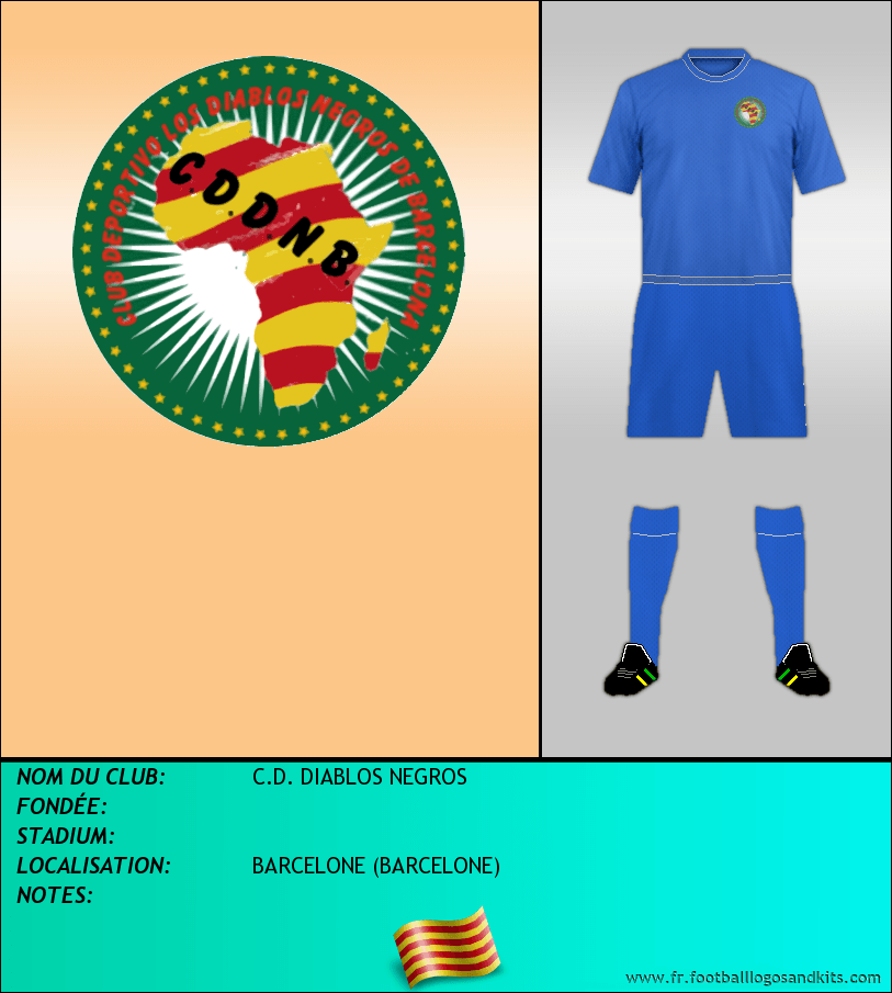 Logo de C.D. DIABLOS NEGROS