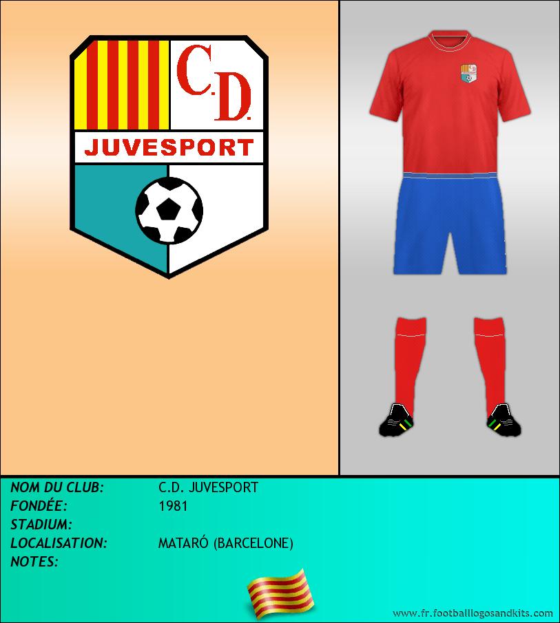 Logo de C.D. JUVESPORT