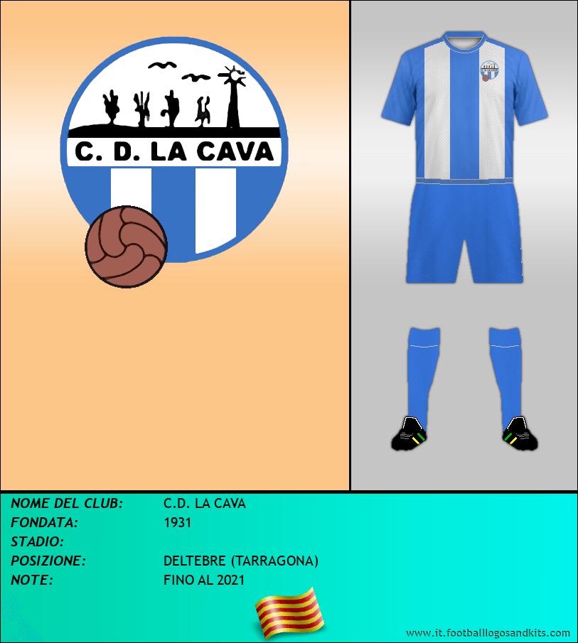 Logo di C.D. LA CAVA