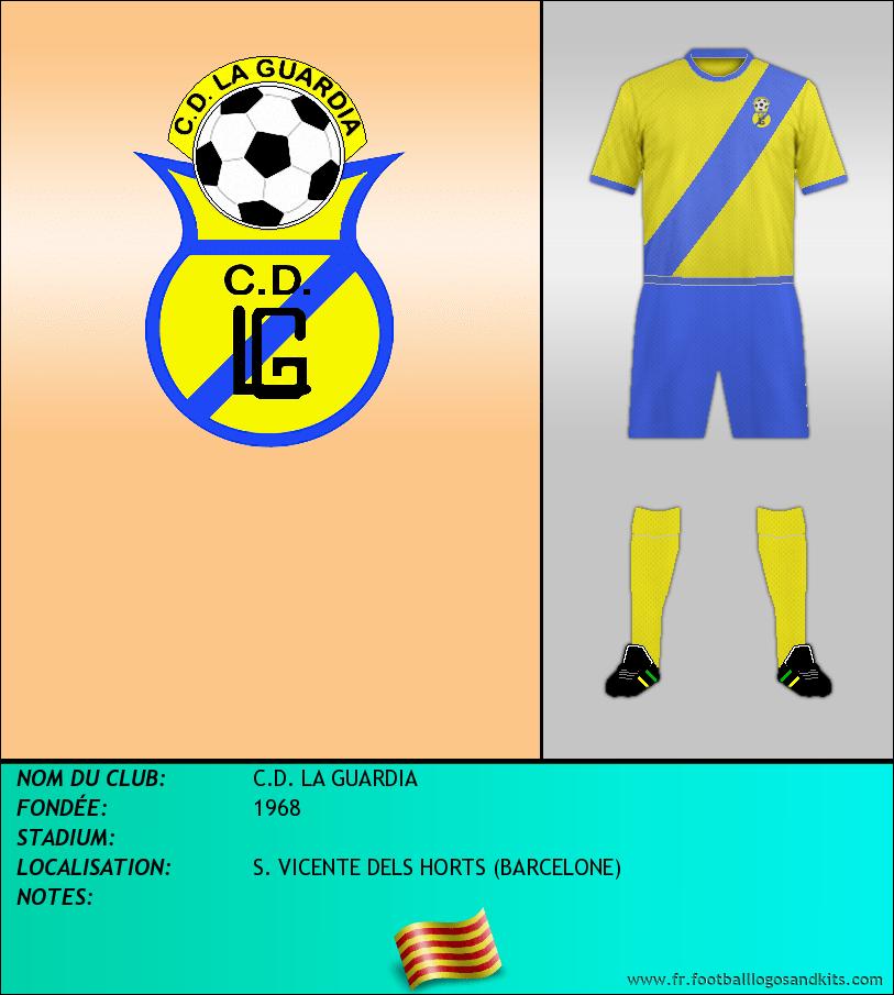 Logo de C.D. LA GUARDIA