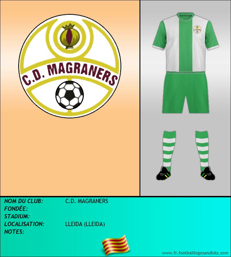 Logo de C.D. MAGRANERS