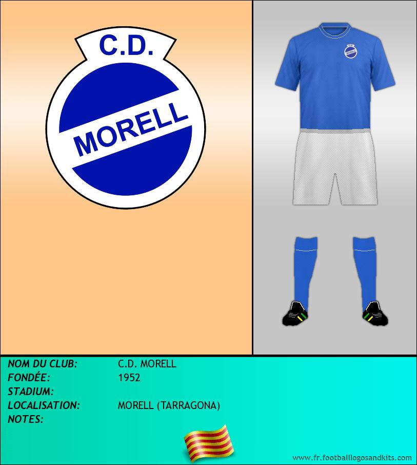 Logo de C.D. MORELL
