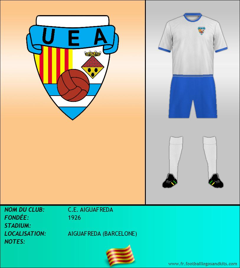 Logo de C.E. AIGUAFREDA