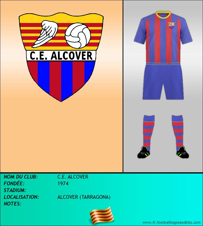 Logo de C.E. ALCOVER