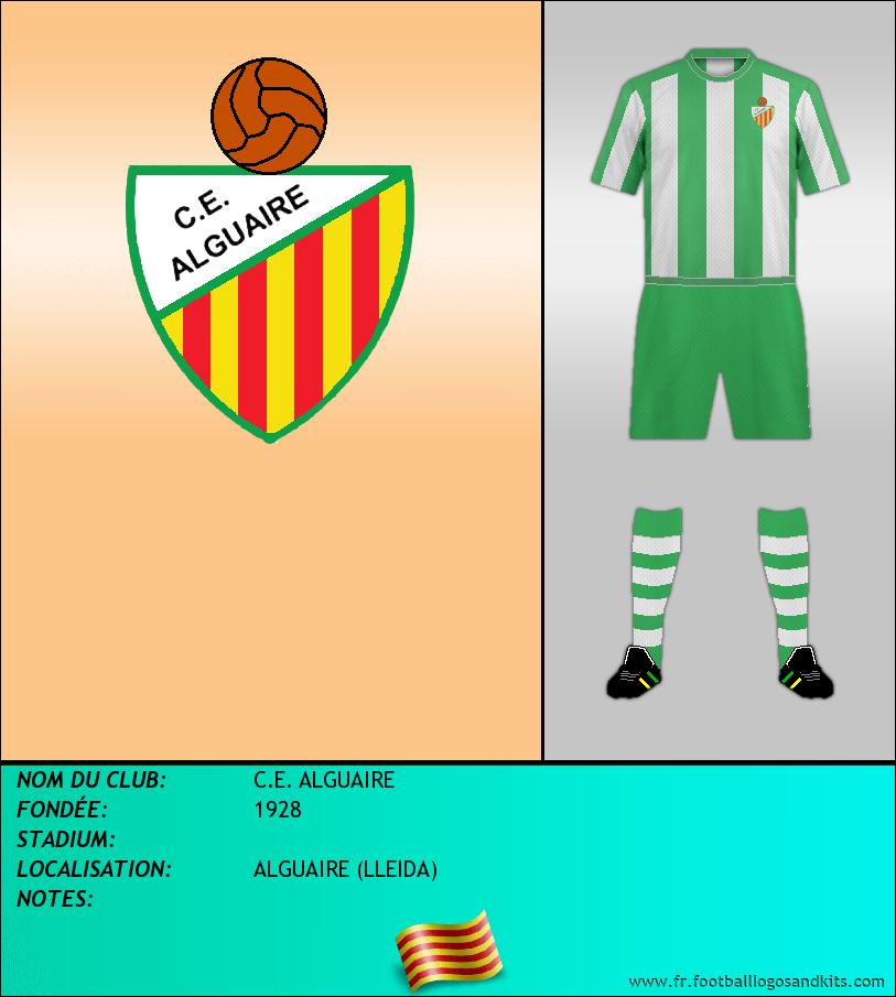Logo de C.E. ALGUAIRE