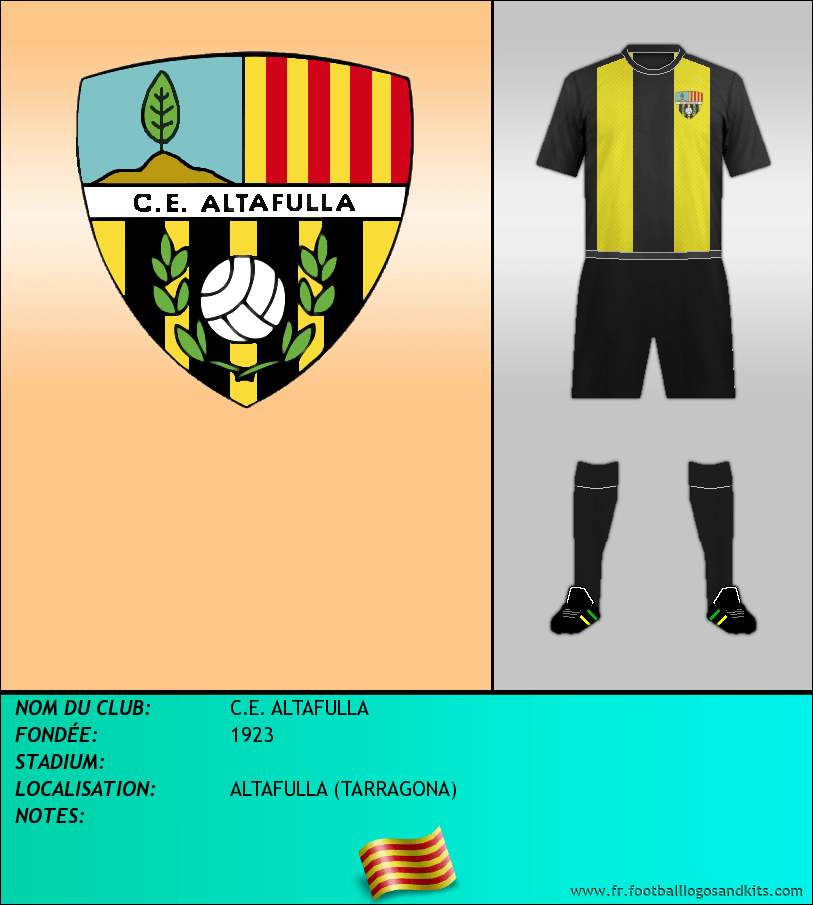 Logo de C.E. ALTAFULLA