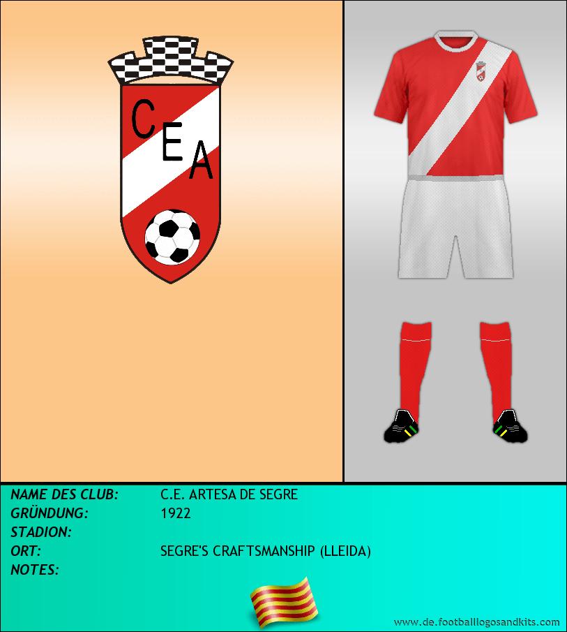 Logo C.E. ARTESA DE SEGRE
