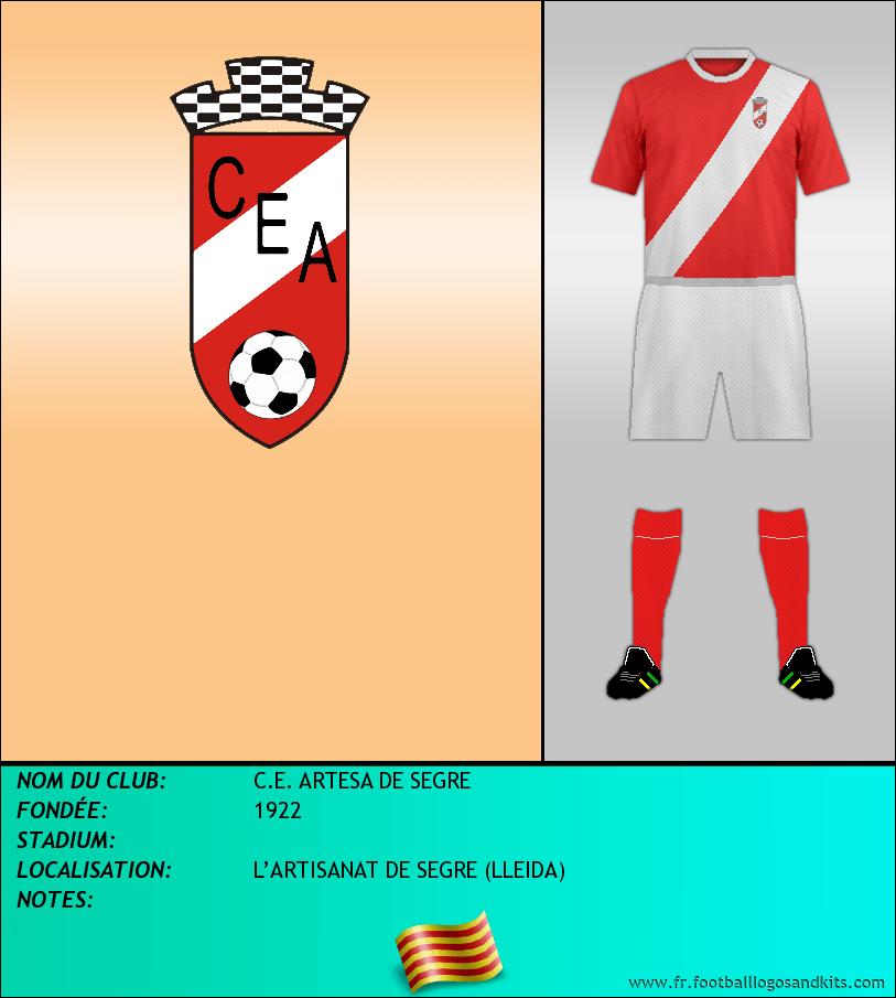 Logo de C.E. ARTESA DE SEGRE